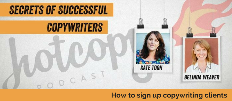 E6 How to sign up copywriting clients (Business)
