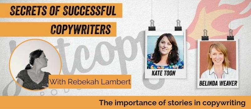 E42: Rebekah Lambert: How to survive as a freelancer