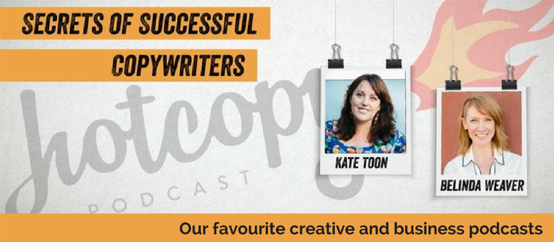E39: Our favourite creative and business podcasts