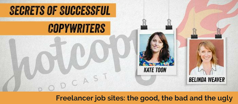 E44: Freelancer job sites: the good, the bad and the ugly