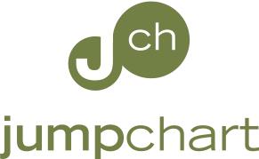 Jump chart logo