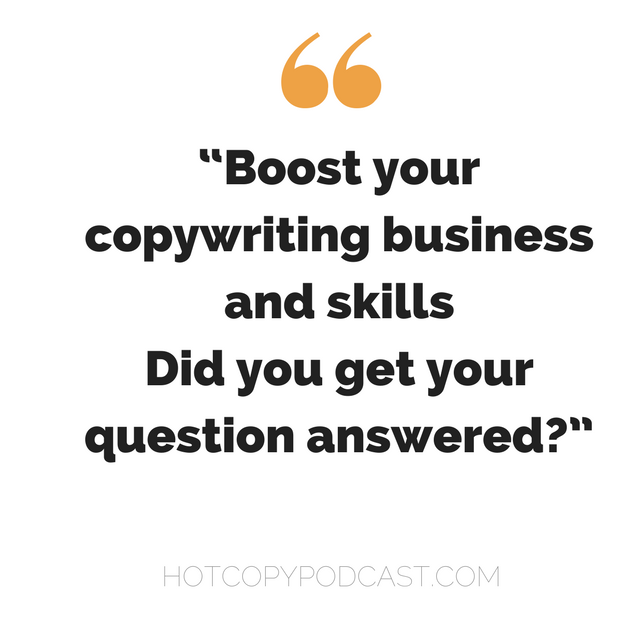 top copywriter questions answers hotcopy
