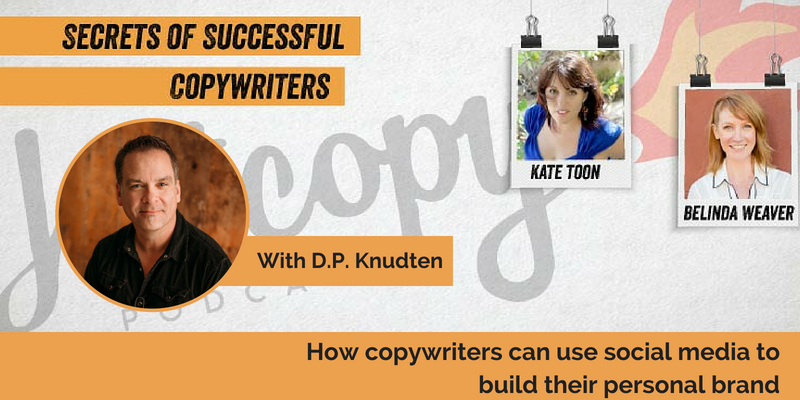 E79: How copywriters can use social media to build their personal brand