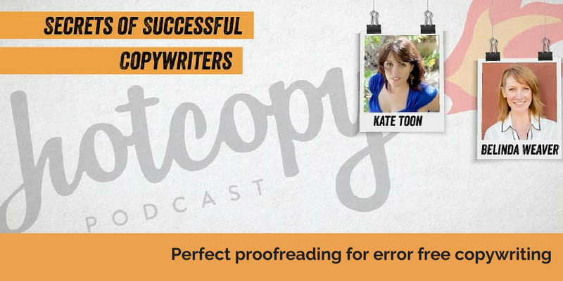 E81: Perfect proofreading for error free copywriting
