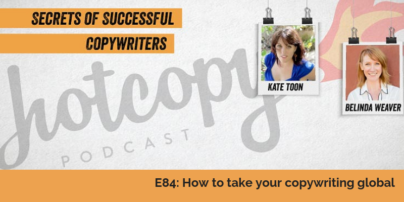 E84: How to take your copywriting global