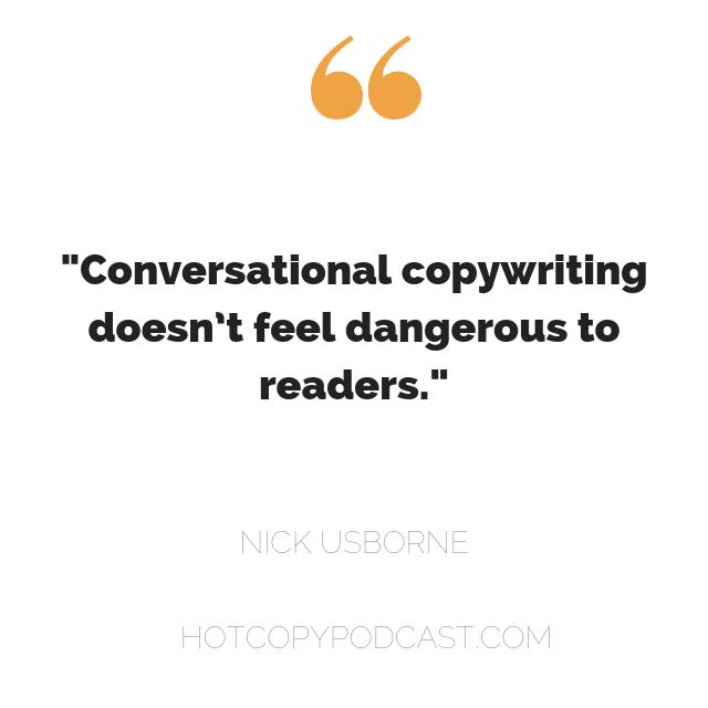 Nick Usborne quote