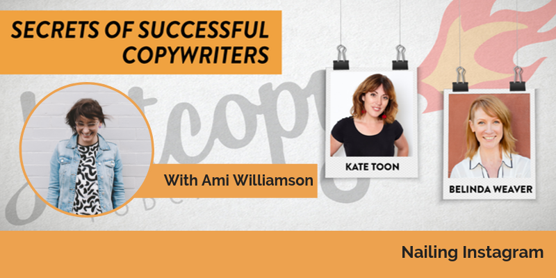 E101: Nailing Instagram with Ami Williamson