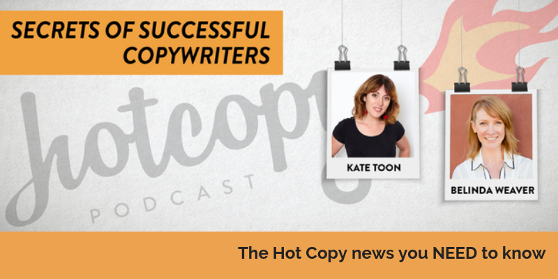 E103: The Hot Copy news you NEED to know