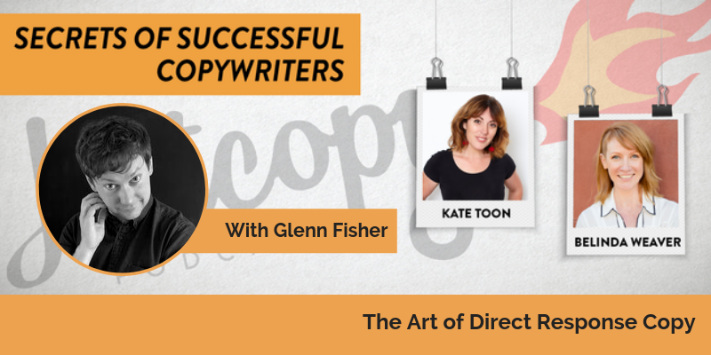 E106: The Art of Direct Response Copy with Glenn Fisher