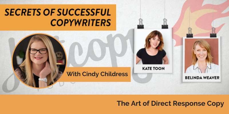 E105: Ghostwriting with Cindy Childress