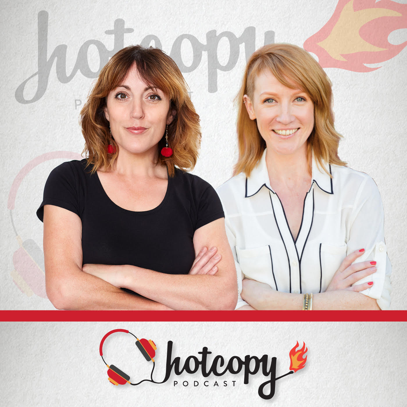 Hot Copy: A copywriting podcast for copywriters