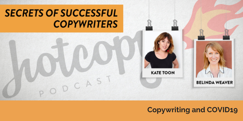 E113: Copywriting and COVID19